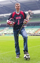 Lacrosse player - Per Mertesacker