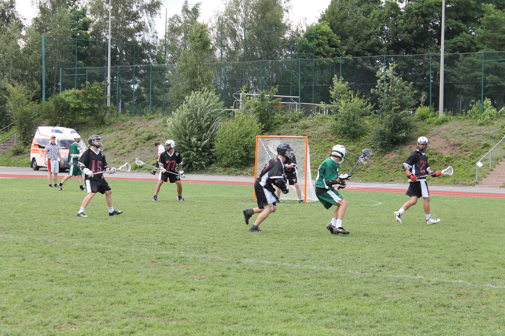 Male Teams at Beate Uhse Cup 2014