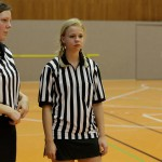 Two referees at the ISARBOX 2016