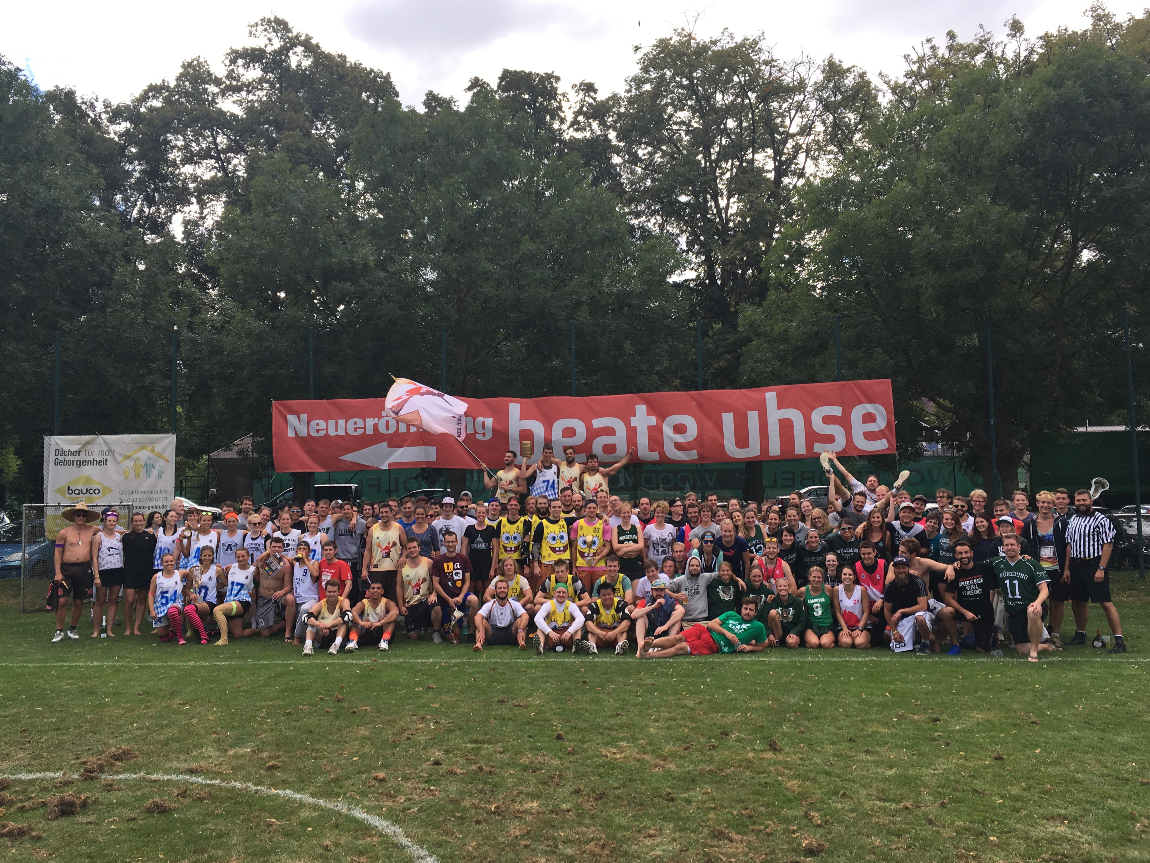 Beate Uhse Cup 2016