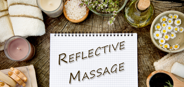 Reflective Massage for lacrosse injuries
