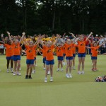 Deutsche Lacrosse Meisterschaft 2013 - Junior Cheerleaders