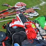 Deutsche Lacrosse Meisterschaft 2013 - Lacrosse Equipment