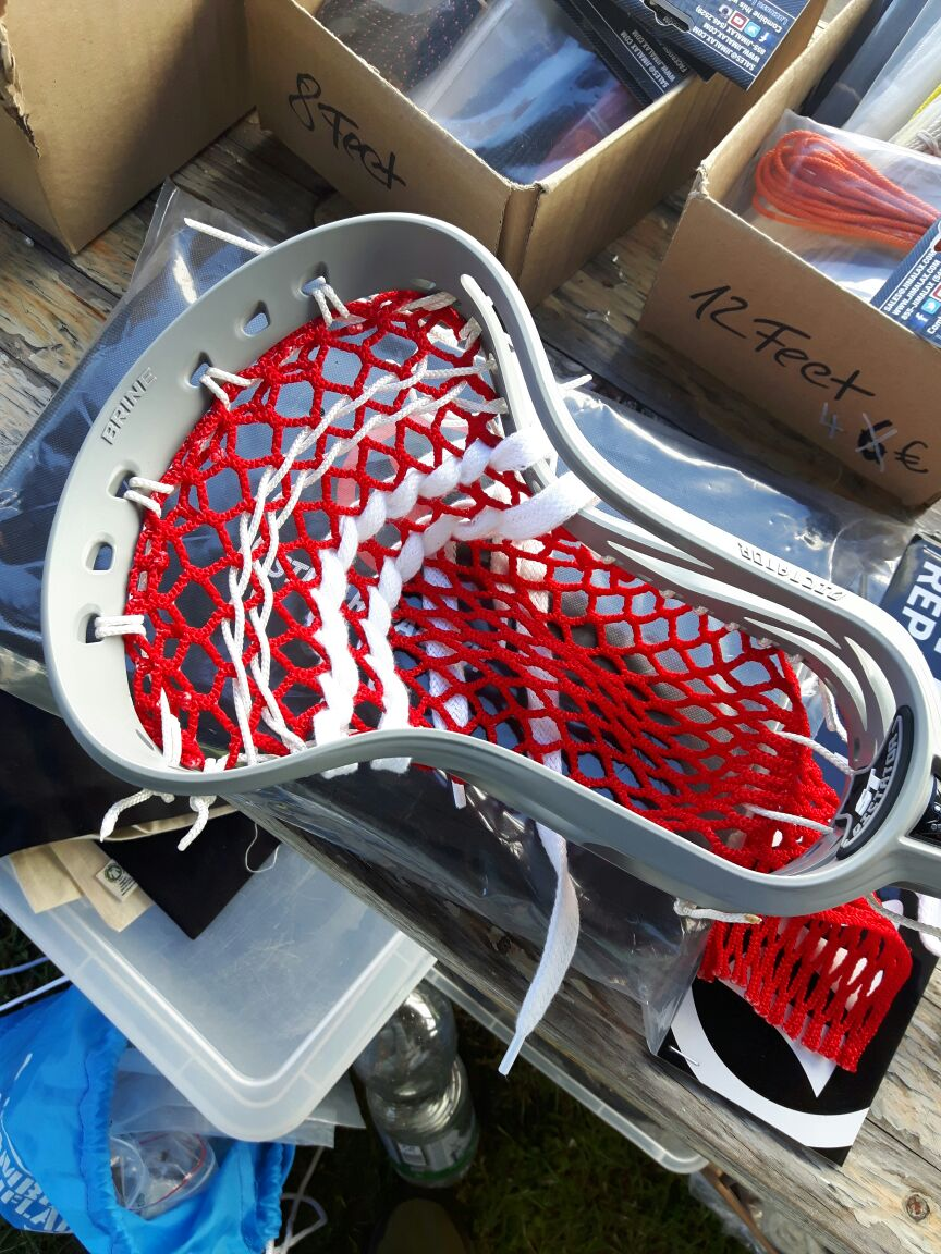 Which lacrosse mesh should I use? - What do Shooting Strings bring?