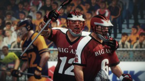 Lacrosse Video Game