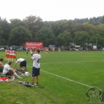 Redstore.de Lacrosse Tournament Würzburg -Cup Mainz Laxers after the game