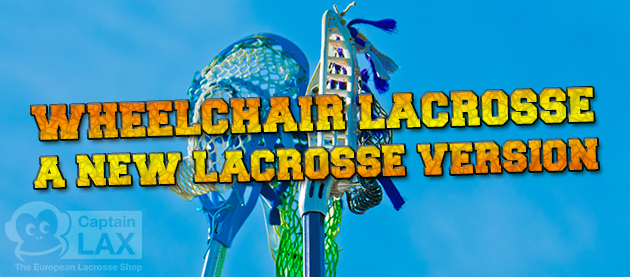 A new version of lacrosse - Wheelchair Lacrosse