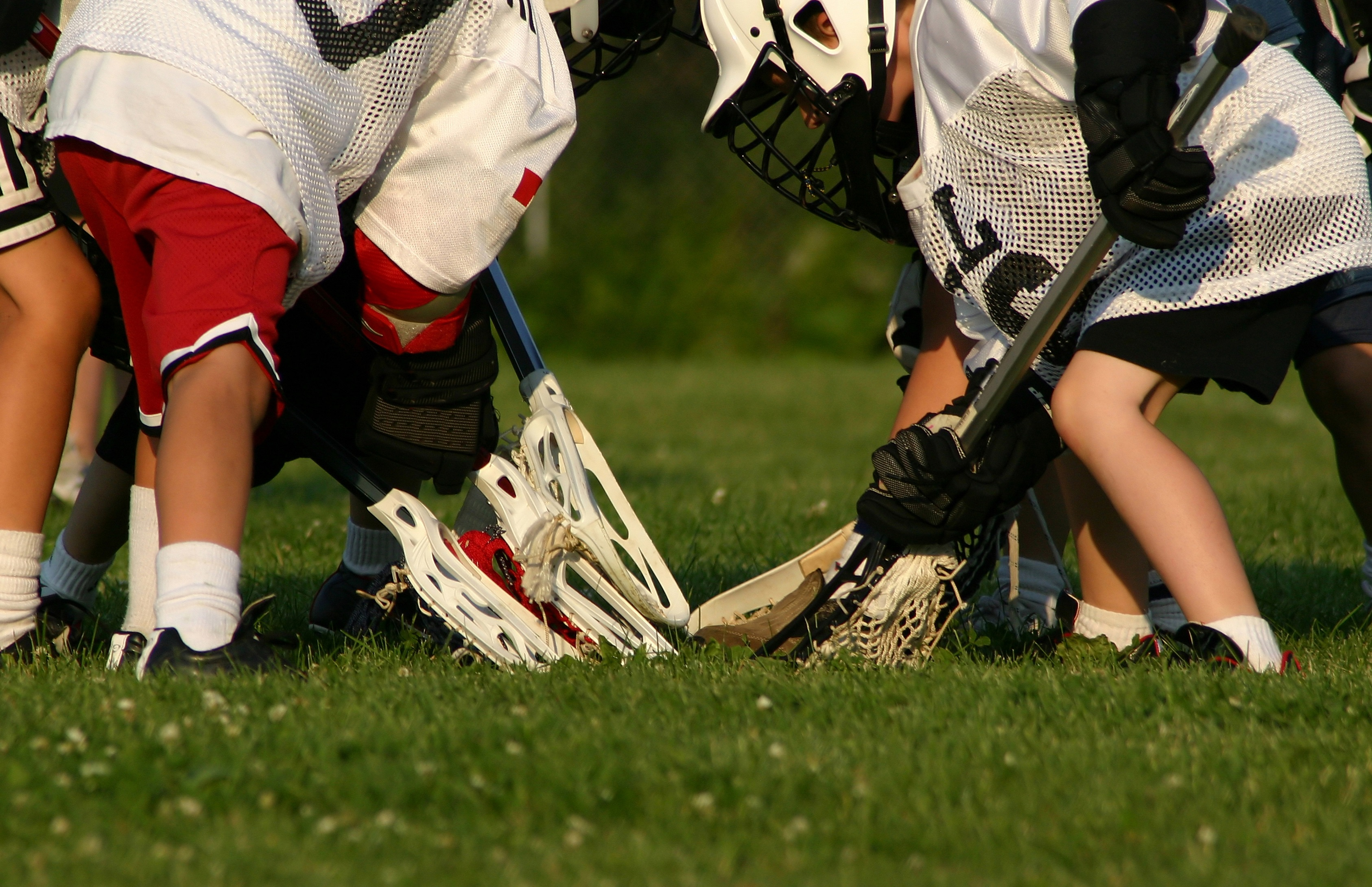 Fit - lacrosse cleats or turf shoes