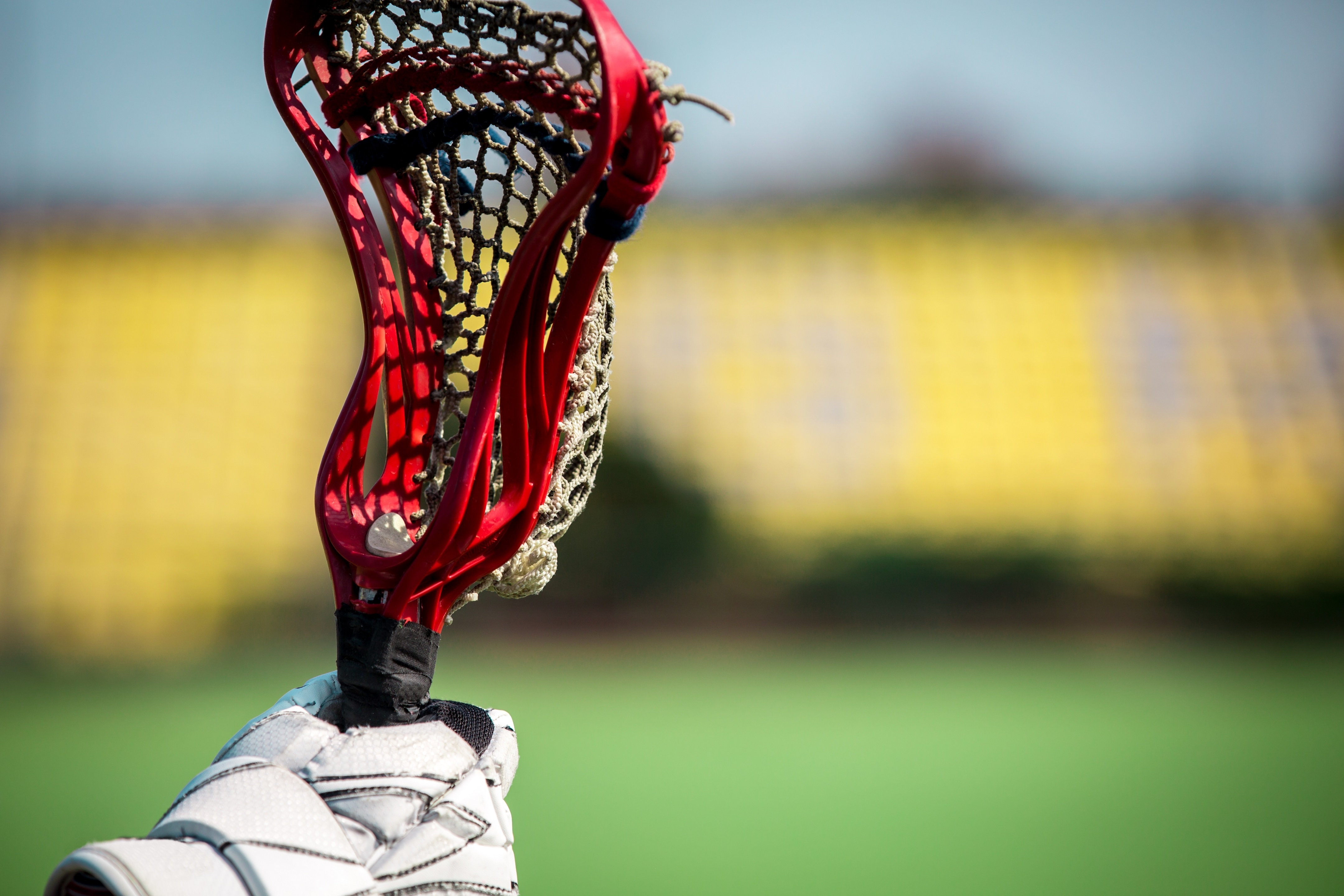 Traditional or Lacrosse mesh?