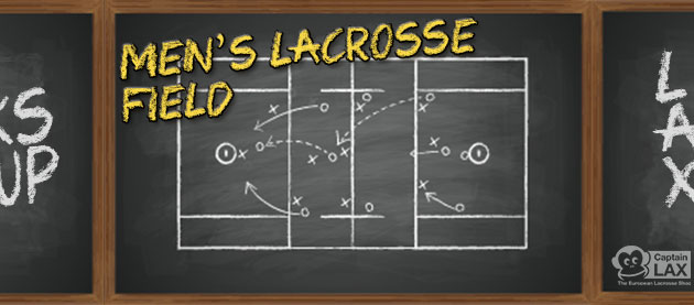 all specials of the men's lacrosse field